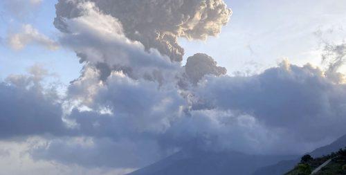 La Soufriѐre Eruption 2020/2021